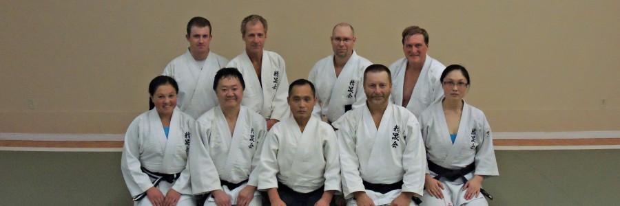 Ando Sensei Seminar – February 27, 2014